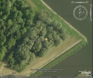 Luchtfoto terrein RVVP