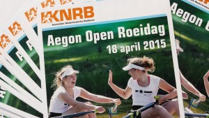 Aegon Open Roeidag 2015 RVVP Zwartewaal Voorne-Putten