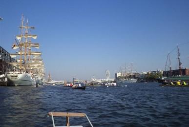 RVVP op Sail Amsterdam 2015